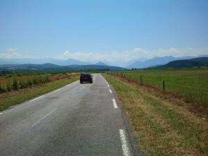 Op weg naar Lourdes